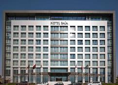 Hotel Baía - Luanda - Edificio