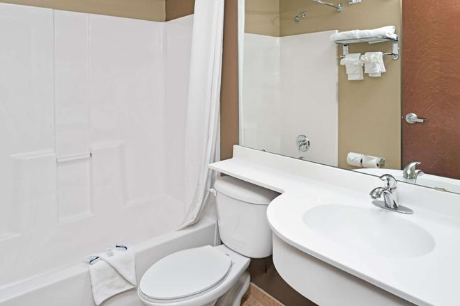 Microtel Inn & Suites by Wyndham Council Bluffs - Council Bluffs - Μπάνιο