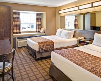 Microtel Inn & Suites by Wyndham Council Bluffs/Omaha - Council Bluffs - Κρεβατοκάμαρα