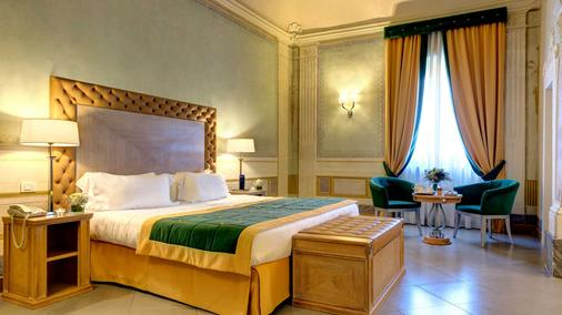 Villa Tolomei Hotel And Resort - Firenze - Makuuhuone