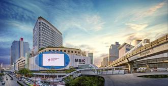 Pathumwan Princess Hotel - בנגקוק - נוף חיצוני