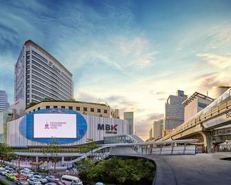 Pathumwan Princess Hotel - Bangkok - Outdoors view