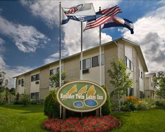 Boulder Twin Lakes Inn - Боулдер - Building