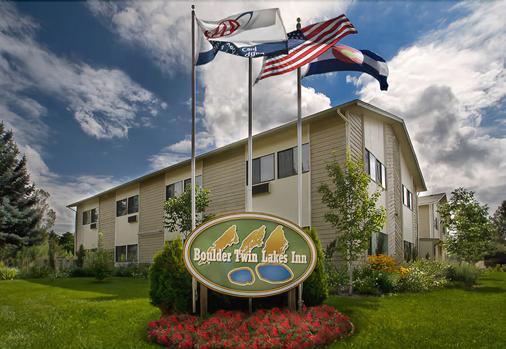 Boulder Twin Lakes Inn - Boulder - Toà nhà