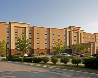 Hampton Inn & Suites Bloomington-Normal - Normal - Gebouw