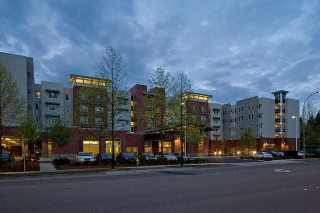 西雅圖貝爾維尤凱悅酒店 - 貝爾維 - 貝爾維尤(華盛頓) - 建築