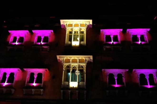 Hotel Parvati Palace - Sehore - Building