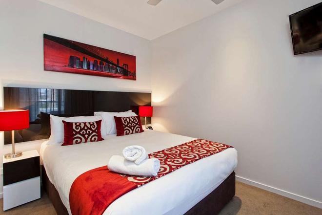 曼塔拉城中公寓 - 布里斯本 - 臥室