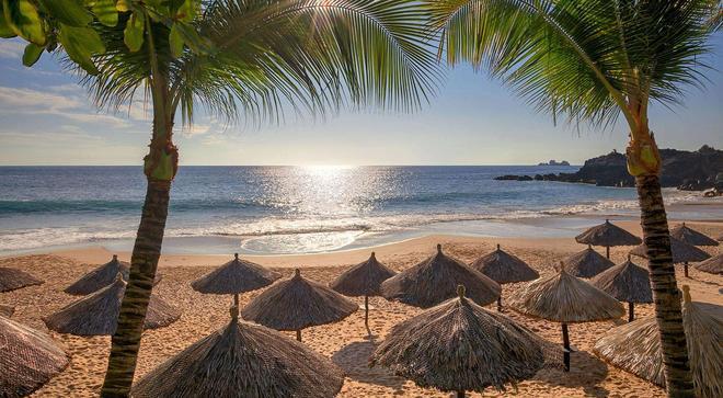 伊斯塔帕拉斯布拉薩斯酒店 - 伊斯塔帕 - 錫瓦塔塔內霍 - 海灘