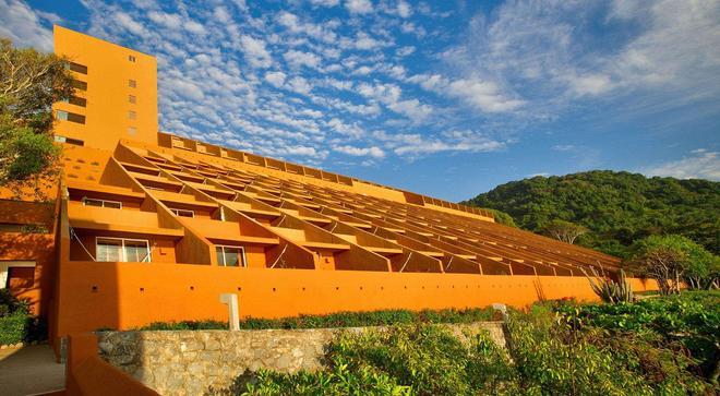 伊斯塔帕拉斯布拉薩斯酒店 - 伊斯塔帕 - 錫瓦塔塔內霍 - 建築
