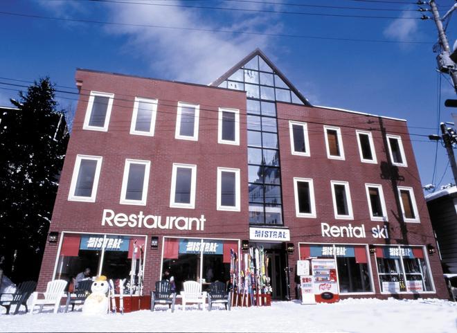 Mistral - Minamiuonuma - Edificio