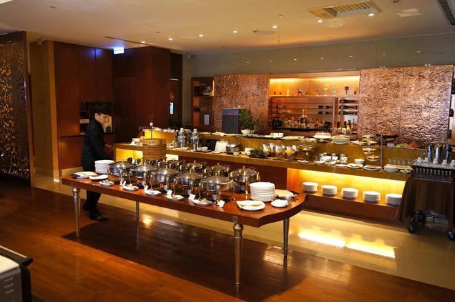 San Want Residences Taipei - Taipei - Buffet