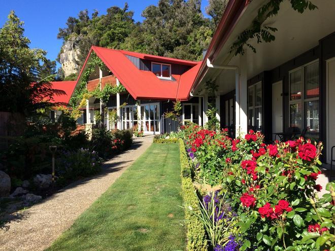 Ratanui Lodge - Takaka - Gebäude
