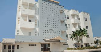 Hotel Mar del Plata - Cartagena - Building