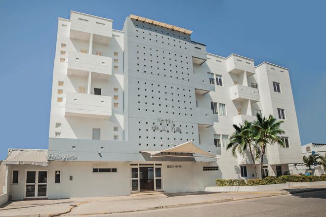 Hotel Mar del Plata - Cartagena - Rakennus