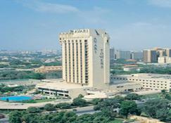 Avari Towers Karachi - Karachi - Building