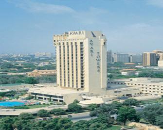 Avari Towers Karachi - Karatschi - Gebäude
