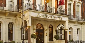 The Bailey's Hotel London - Lontoo - Rakennus