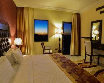 P Quattro Relax Hotel - Wadi Musa - Bedroom