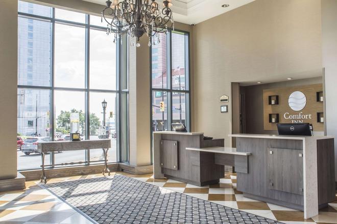Comfort Inn Fallsview - Niagara Falls - Reception