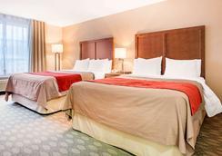 Comfort Inn Fallsview - Niagara Falls - Camera da letto