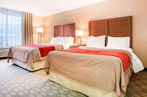 Comfort Inn Fallsview - Niagara Falls - Bedroom