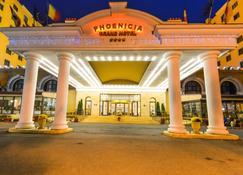 Phoenicia Grand Hotel - Bucarest - Edificio