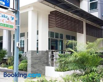 TK Residence - Kalasin - Building