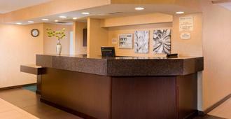 Residence Inn by Marriott Madison East - Madison - Front desk
