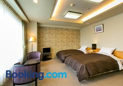 Hotel Shion - Morioka - Κρεβατοκάμαρα