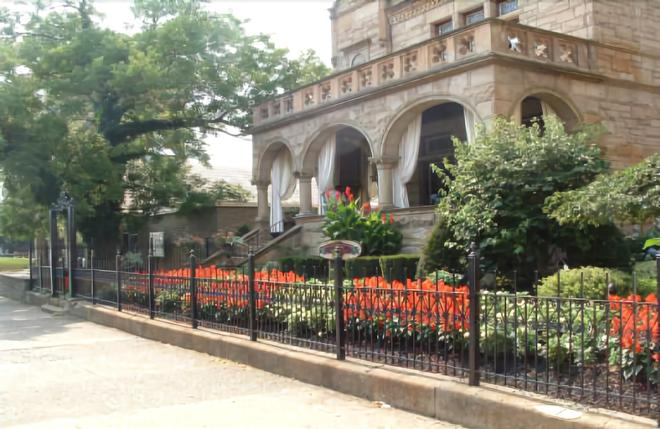 The Inn on the Mexican War Streets - Pittsburgh - Näkymät ulkona
