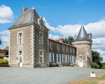 Manoir De Ponsay - Chantonnay - Gebäude
