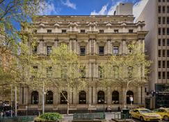 Treasury on Collins - Melbourne - Bygning