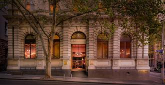 Treasury on Collins - Melbourne - Building