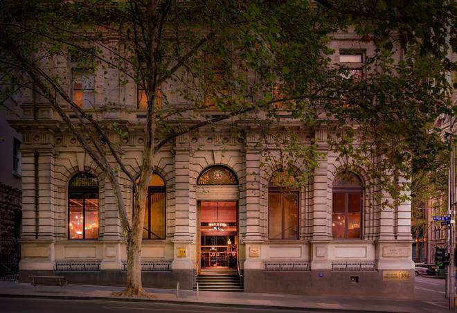 Treasury on Collins - Melbourne - Rakennus