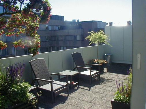 里拉瑞德曼能酒店 - 斯德哥爾摩 - 斯德哥爾摩 - 陽台