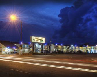 Roadrunner Lodge - Tucumcari - Building