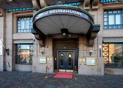 Hotel Seurahuone Helsinki - Helsinky - Vstup do hotelu