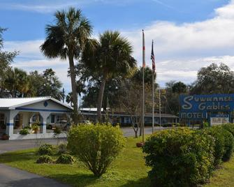 Suwannee Gables Motel And Marina - Old Town - Building