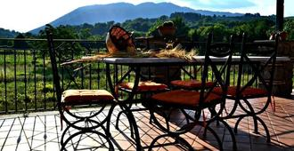 B&B La Taverna - Genazzano - Balcony