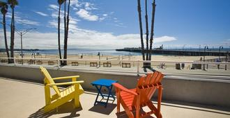 Beach Street Inn and Suites - Santa Cruz - Balkon