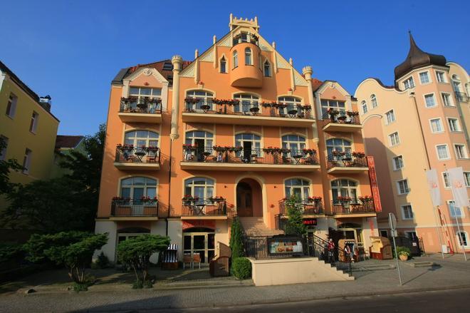 Villa Herkules - Świnoujście - Building