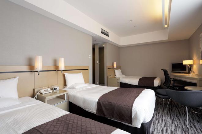 Haneda Excel Hotel Tokyu - Tokio - Schlafzimmer
