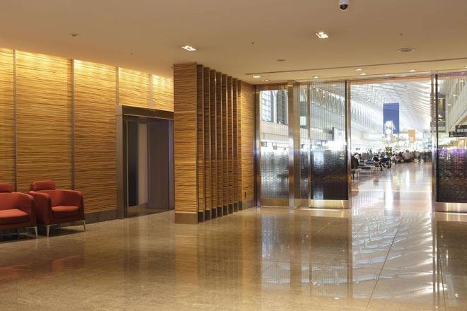 Haneda Excel Hotel Tokyu - Tokio - Lobby