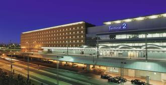 Haneda Excel Hotel Tokyu - Tokio - Edificio