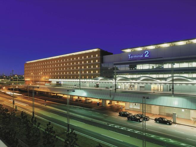 Haneda Excel Hotel Tokyu - Tokio - Gebäude