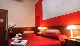 Hotel Acquaverde - Genoa - Bedroom