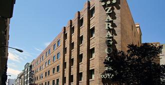 Hotel Zaragoza Royal - Saragoça - Edifício