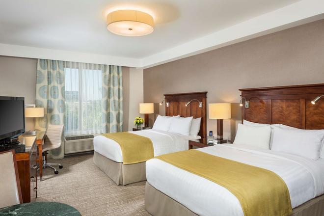 Ayres Hotel Anaheim - Anaheim - Bedroom