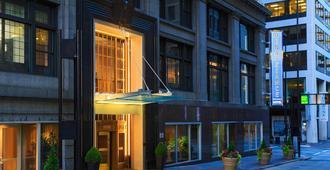 Renaissance Cincinnati Downtown Hotel - Cincinnati - Edificio